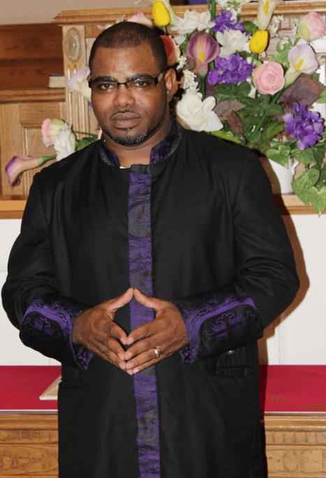 Pastor Andrew E. Robinson